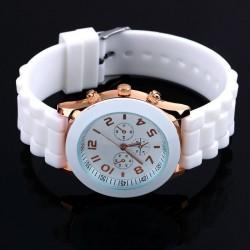Дамски силиконов часовник
