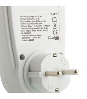 Уред за изчисляване на електропотребление