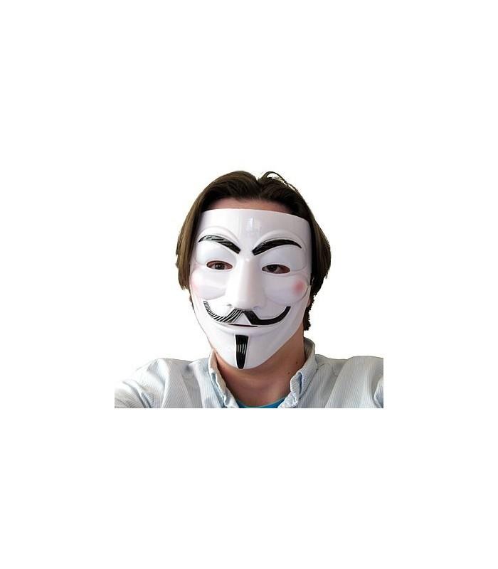 Маска на Анонимните