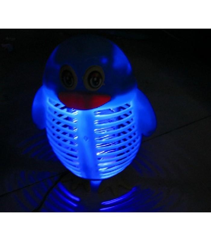 Лампа срещу комари - пингвин - 1