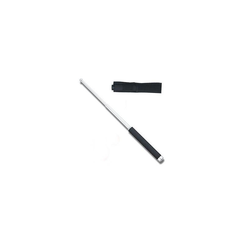 Телескопична палка за самозащита - ХРОМ