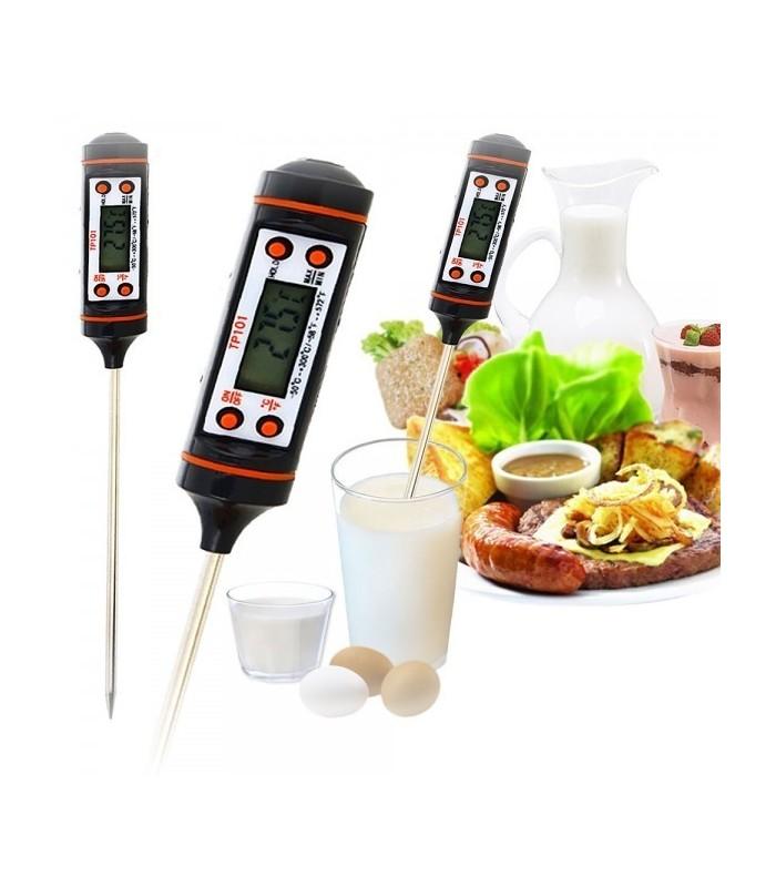 Дигитален Кухненски Термометър със сонда 15см. / Готвене