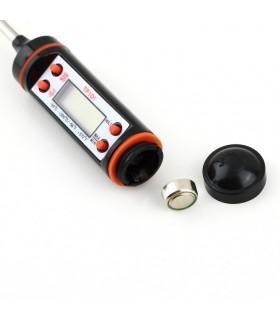 Дигитален Кухненски Термометър със сонда 15см. / Готвене - 5