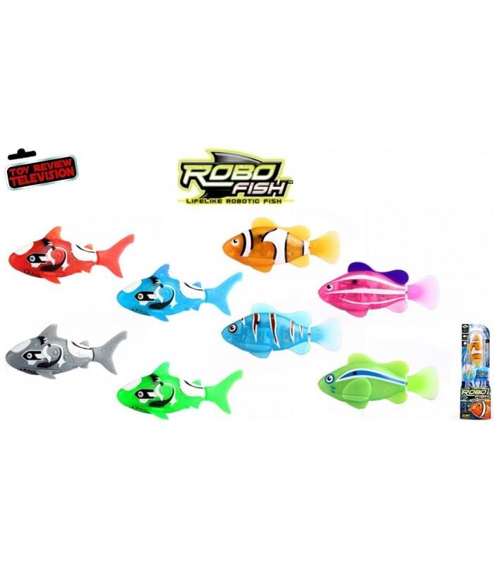 Плуваща рибка - Robo Fish - 2