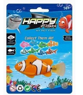 Плуваща рибка робот - Happy fish - 1