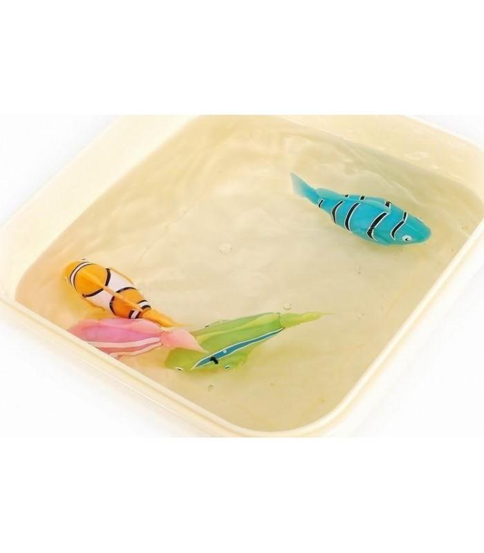 Плуваща рибка робот - Happy fish - 4