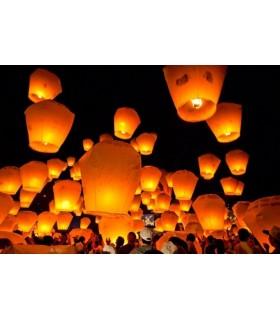 Летящи фенери