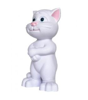 Говореща котка том - бяла