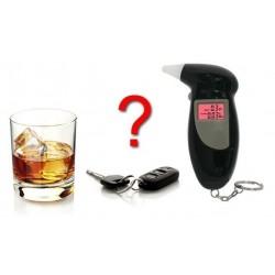 Персонален (дигитален) алкохолен дрегер с мущук