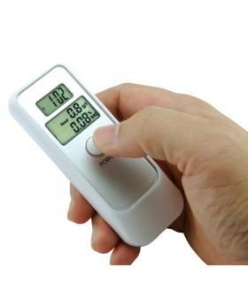 Електронен дрегер за алкохол - с термометър