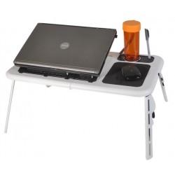 Масичка за лаптоп за легло - портативна