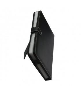 Калъф за Таблет 7 + клавиатура с micro usb