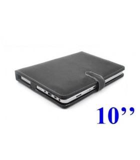 Калъф за таблет с клавиатура 10 и 10.1 инча
