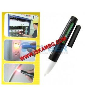 Безконтактен фазомер амперметър AC