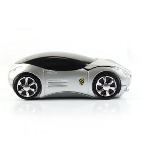 Мишка кола Ферари - Сива