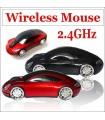 Безжична мишка кола