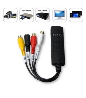 USB DVR Видео рекордер EasyCap