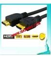 HDMI кабел 3.0 метра ВИСОКО КАЧЕСТВО ! HDTV