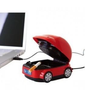USB Пепелник Абсорбиращ Цигарения Дим