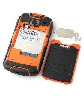 Удароустойчив и Водоустойчив Телефон Discovery V5