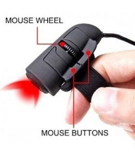 USB Оптична мишка само за един пръст