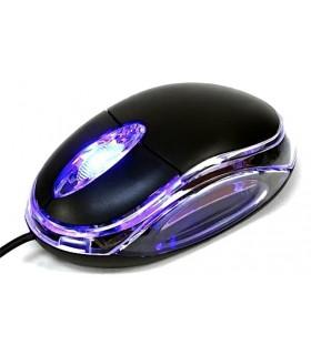 Светеща оптична мишка