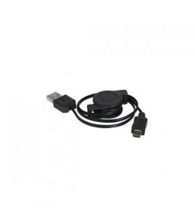 Micro USB мъжко към USB мъжко