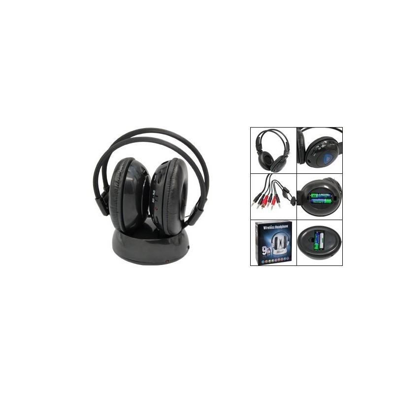 Безжични слушалки за телевизор, лаптоп, телефон и др.