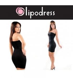 Стягаща рокля 3 в 1 - рокля,колан или сутиен