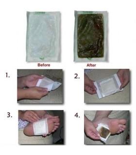 Пластири за детоксикация на тялото