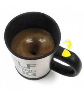 Чаша за мързеливци SELF STIRRING MUG