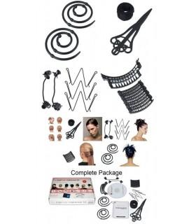 Комплект за професионални прически Hairagami Kit
