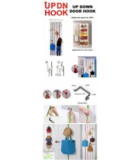 Закачалка органайзер за врата UPDN Hook