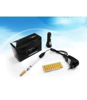 Електронна цигара с 11 пълнители + 3 зaрядни