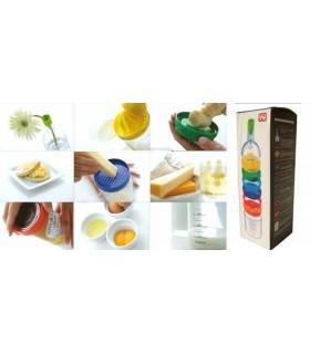 8 Кухненски инструмента в една компактна бутилка