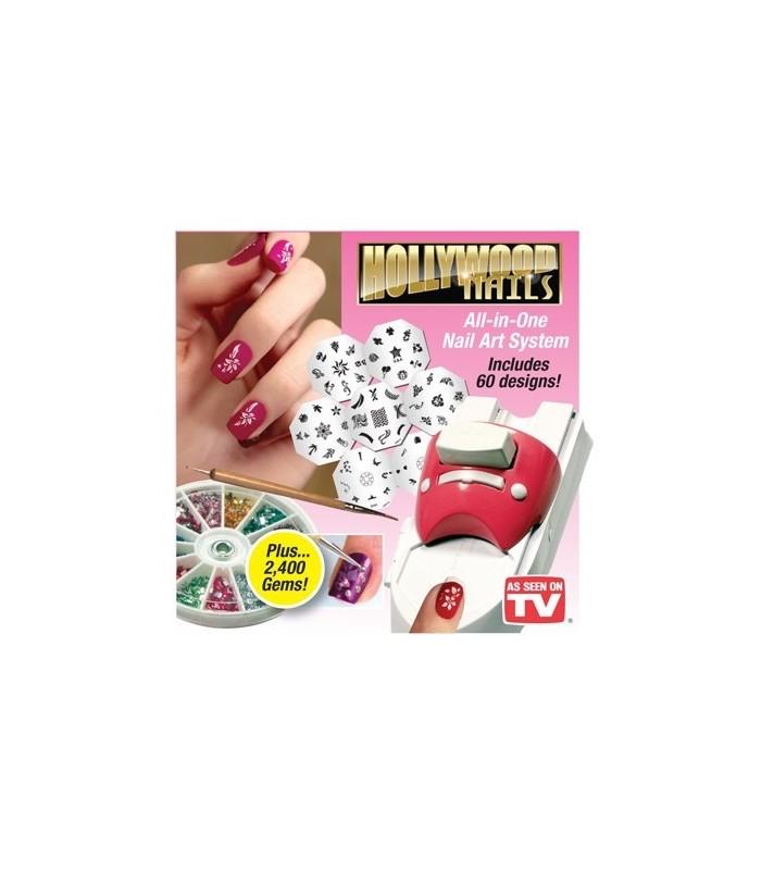Система за декорация на нокти Hollywood Nails