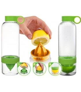 3 в 1 Сокоизтисквачка, бутилка и чаша Citrus Zinger