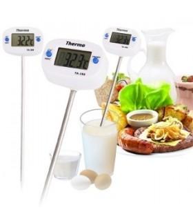 Термометър за готвене със сонда