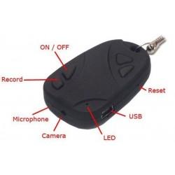 Скрита камера в дистанционно за кола