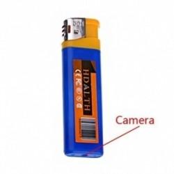 Скрита камера в Запалка