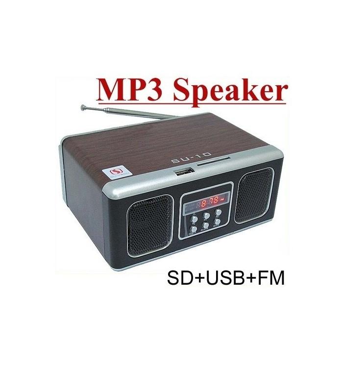 Мини музикална уредба SU-10