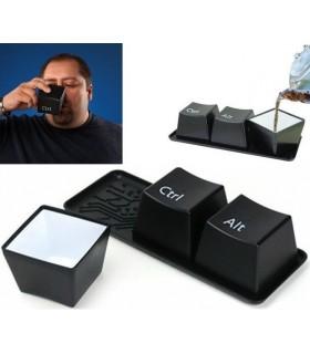 Комплект чаши CTRL ALT DEL