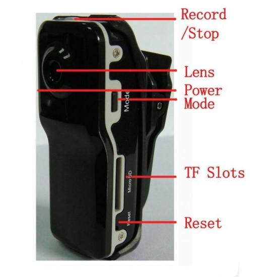 Мини камера DV MD80