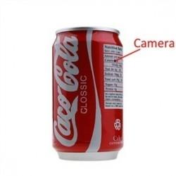 Скрита камера в кутийка от кока кола 4GB