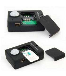 GSM подслушвател с PIR датчик