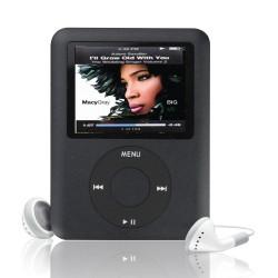 MP4 MP3 Плеер с FM радио + 4GB памет