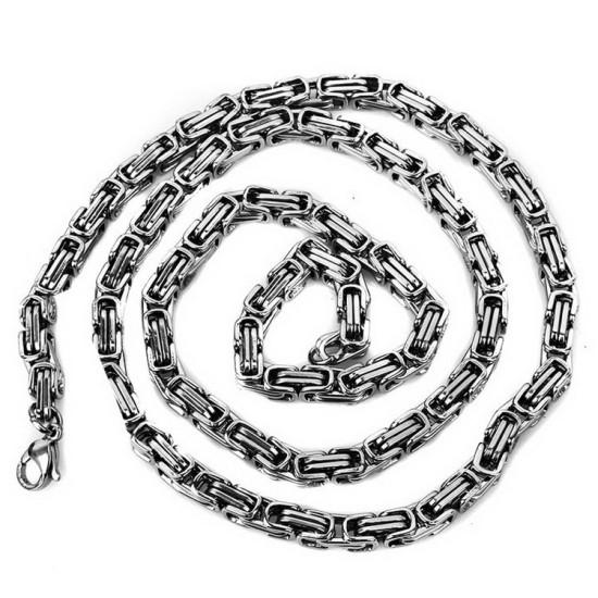 Ланец от медицинска стомана код 110