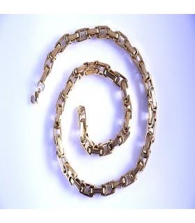 Ланец от медицинска стомана код 116
