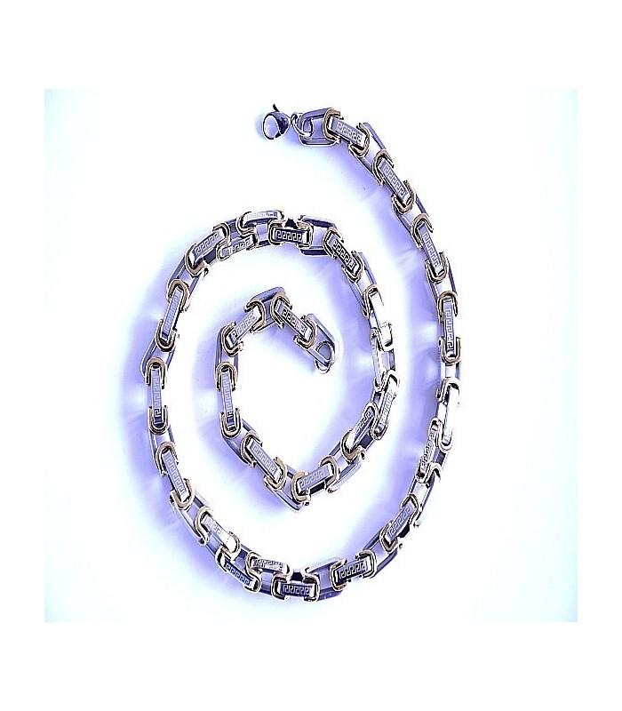 Ланец от медицинска стомана код 117