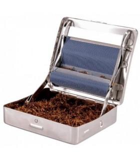 Табакера с машинка за свиване на цигари
